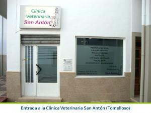 Fachada Clinica San Anton de Tomelloso