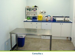 Consulta 1 Clinica San Anton de Tomelloso