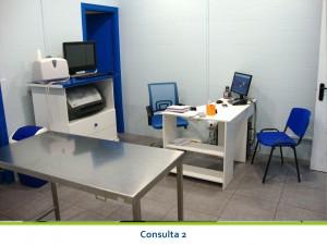 Consulta 2 Clinica San Anton de Tomelloso